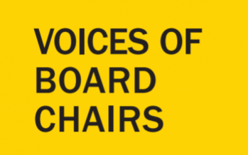 Alliance for Nonprofit Management Releases Largest National Study of Nonprofit Board Chairs