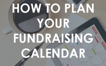 Your Fundraising Calendar for 2017 – What You Need to Master This Year