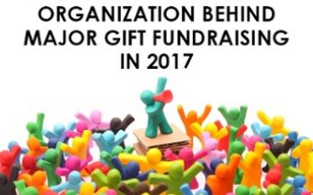 How to Get Your Whole Organization Behind Major Gift Fundraising