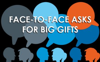 5 Tips to Help You Succeed in Face-to-Face Asking